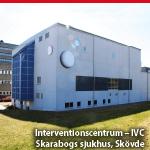 Interventionscentrum – IVC, Skaraborgs sjukhus Skövde