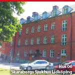 HUS 06<br>SKARABORGS SJUKHUS LIDKÖPING