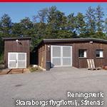 Reningsverk, Skaraborgs flygflottilj, Såtenäs