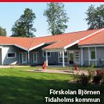 Förskolan Björnen, <br>Tidaholms kommun