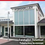 Forshallen relaxbad, <br>Tidaholms kommun