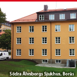 SÖDRA ÄLVSBORGS SJUKHUS, BORÅS