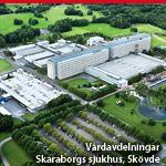 Vårdavdelningar – Skaraborgs sjukhus, Skövde