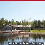 Villa Kärnebäcken, Karlsborg