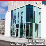 BK-PROJEKTET <br>SKARABORGS SJUKHUS SKÖVDE