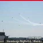 Flottiljvakt, Skaraborgs flygflottilj, Såtenäs
