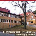 Ledningscentral Försvarsmakten, Göteborgs Garnison